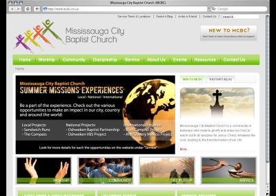 Mississauga City Baptist Church
