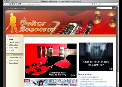 My Guitar Resource