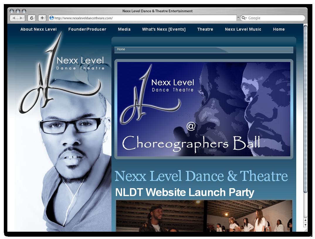 Nexx Level Dance & Theatre Entertainment