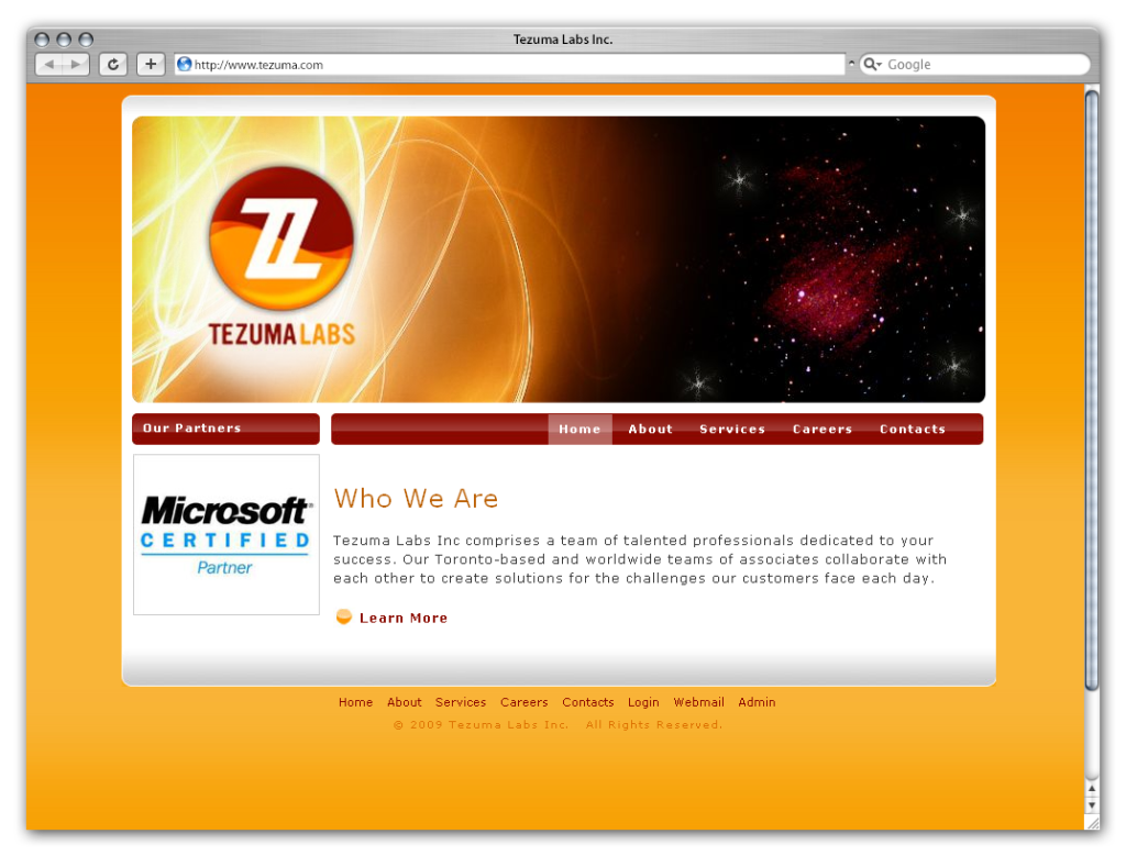 Tezuma Labs Inc.